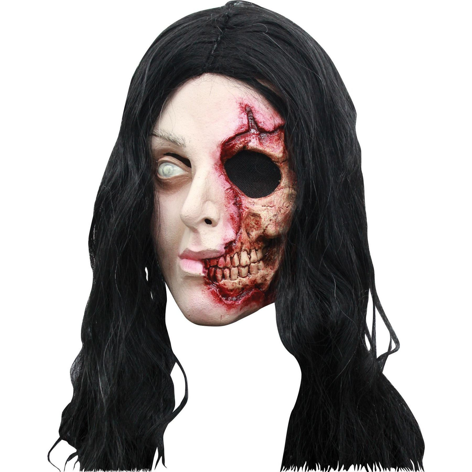 Pretty Woman Latex Mask