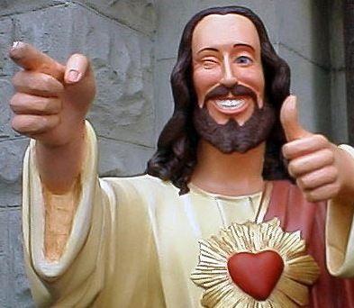 Puerto Rican Jesus Jesus Photos I Like Buddy Christ Cool Jesus