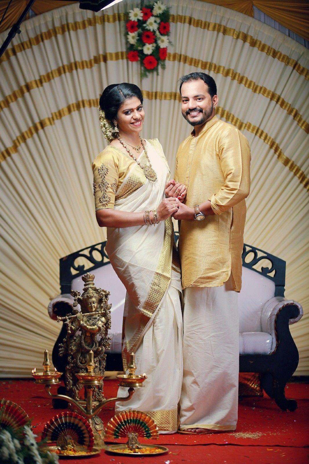 bijin aiswarya aiswarya bijin kerala engagement kerala bride rh pinterest com