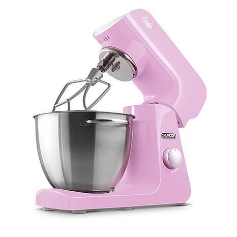 sencor stand mixer pastel pink kitchen appliance porn rh pinterest com