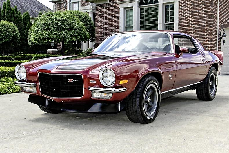 1973 Chevrolet Camaro Z28 Lt Numbers Matching 1 Owner All Original With Images Chevrolet Camaro Muscle Cars Camaro