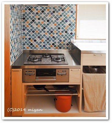 水周りの紹介 最後はキッチンです キッチンは要望と違うものになったけどキッチンは最初の要望と変わってしまったところがありました ステンレスフレーム ステン 木の造作 独立型 オープン型この2つの要望が叶わなかったのですが 出来上が オープンキッチン