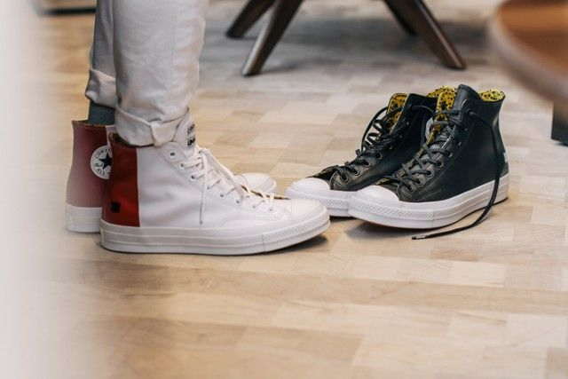 UNDEFEATED x CONVERSE CHUCK TAYLOR ALL STAR '70 COLLECTION