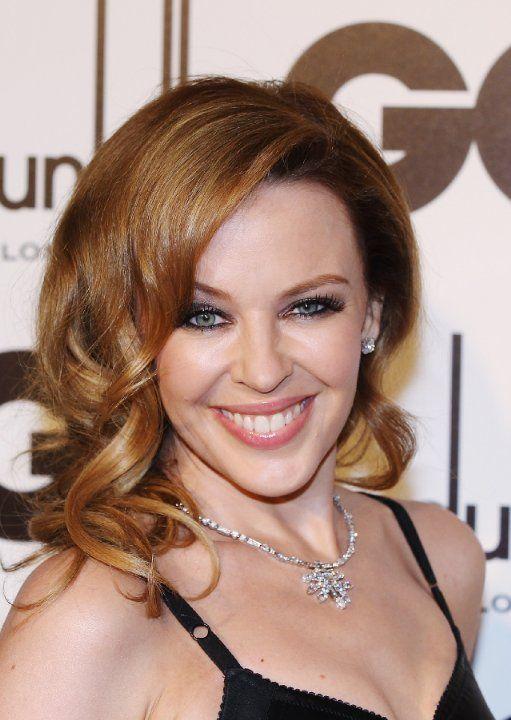 Kylie Minogue Looks Like Kelly Adams