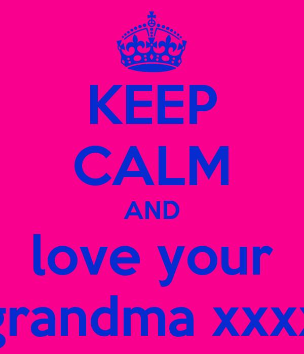 Grandma xxxx