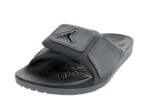 3b12764d3 Nike Jordan Men s Jordan Hydro 3 Cool Grey Black Dark Grey Sandal 11 Men US  100% Authentic. Brand New. Durable. Original Packaging.  Jordan  Shoes