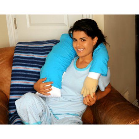 Boyfriend Body Pillow Microbead