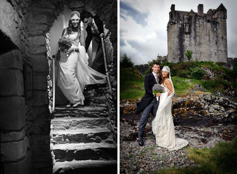 Getting Married In Scotland. Then Have A Real Highland