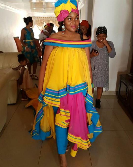 Pin By St.Patrick Selokela On Afrikan Weddings