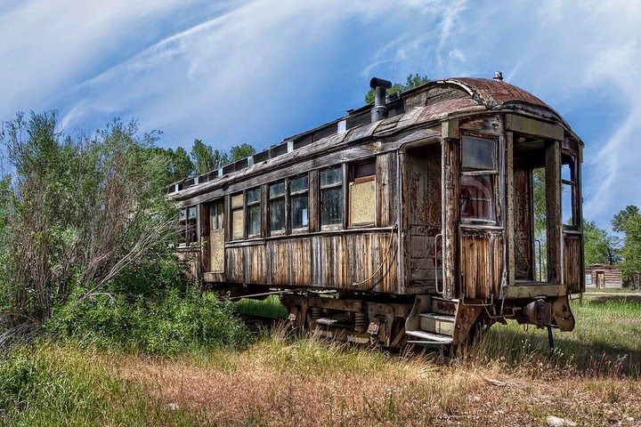 390405861422839596 on abandoned passenger train coach daniel hagerman