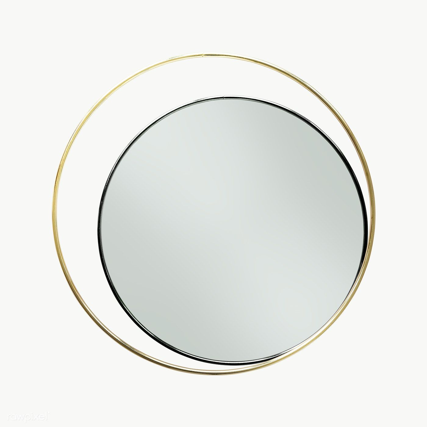 Download Premium Png Of Double Mirror Transparent Png 2036856 In 2020 Gold Picture Frames Double Mirror Gold Framed Mirror