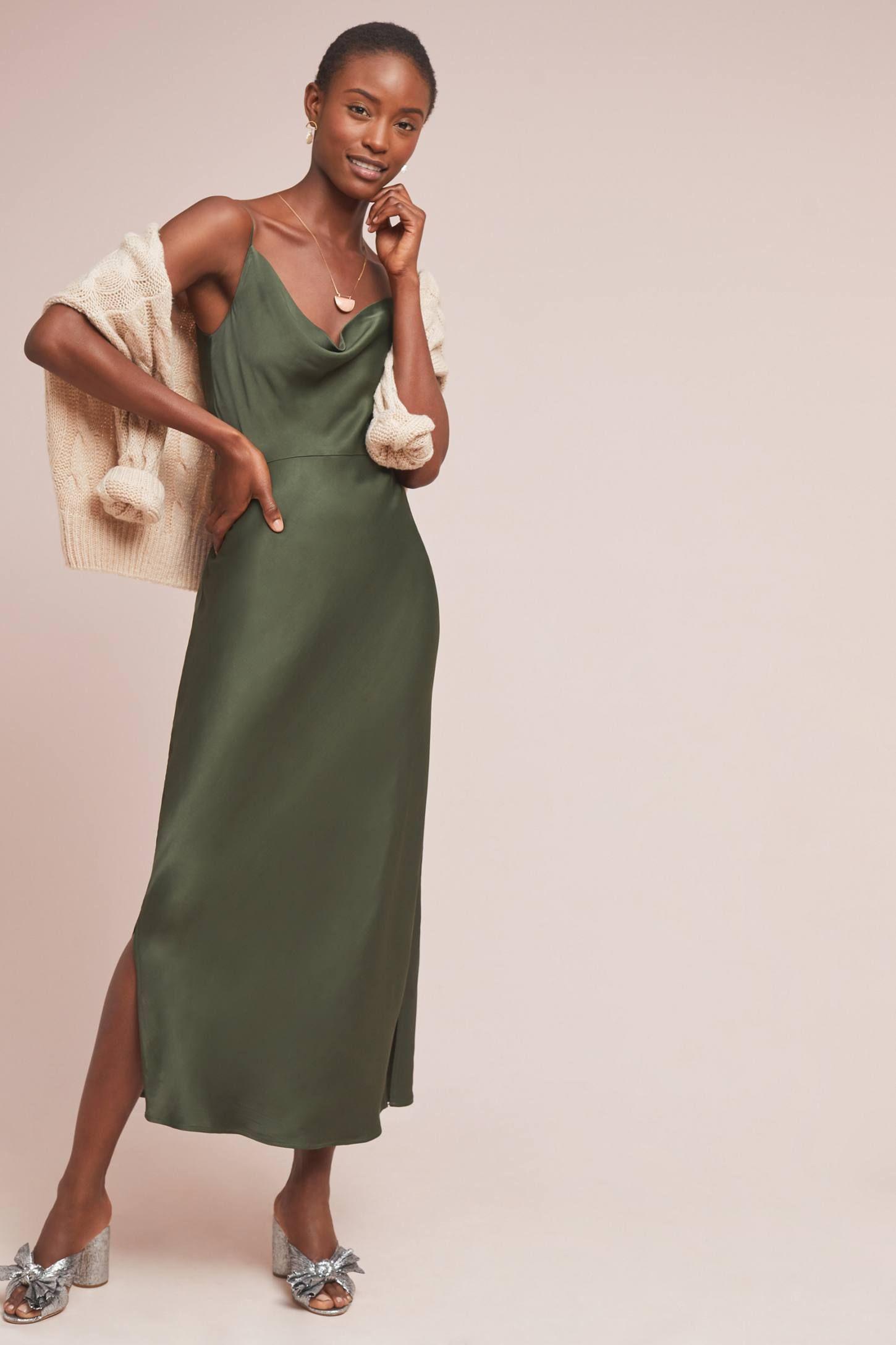 b6c1d614d0fa Bias Slip Dress in 2019 | style.jordan | Fashion, Dresses, Slip on