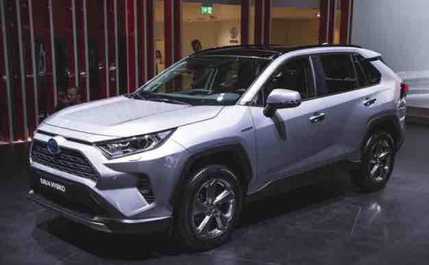 Toyota Rav4 2020 Interior Dimensions