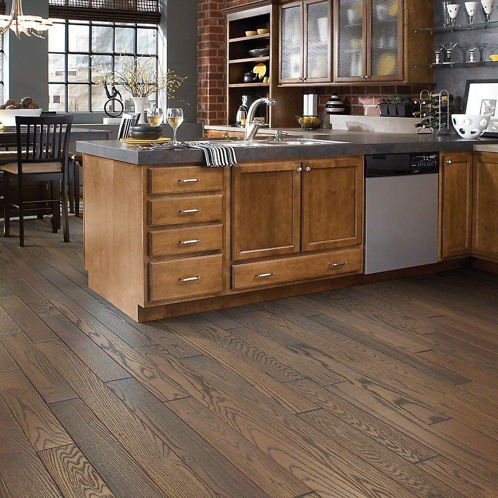 Homestead 4 Solid Red Oak Hardwood Flooring
