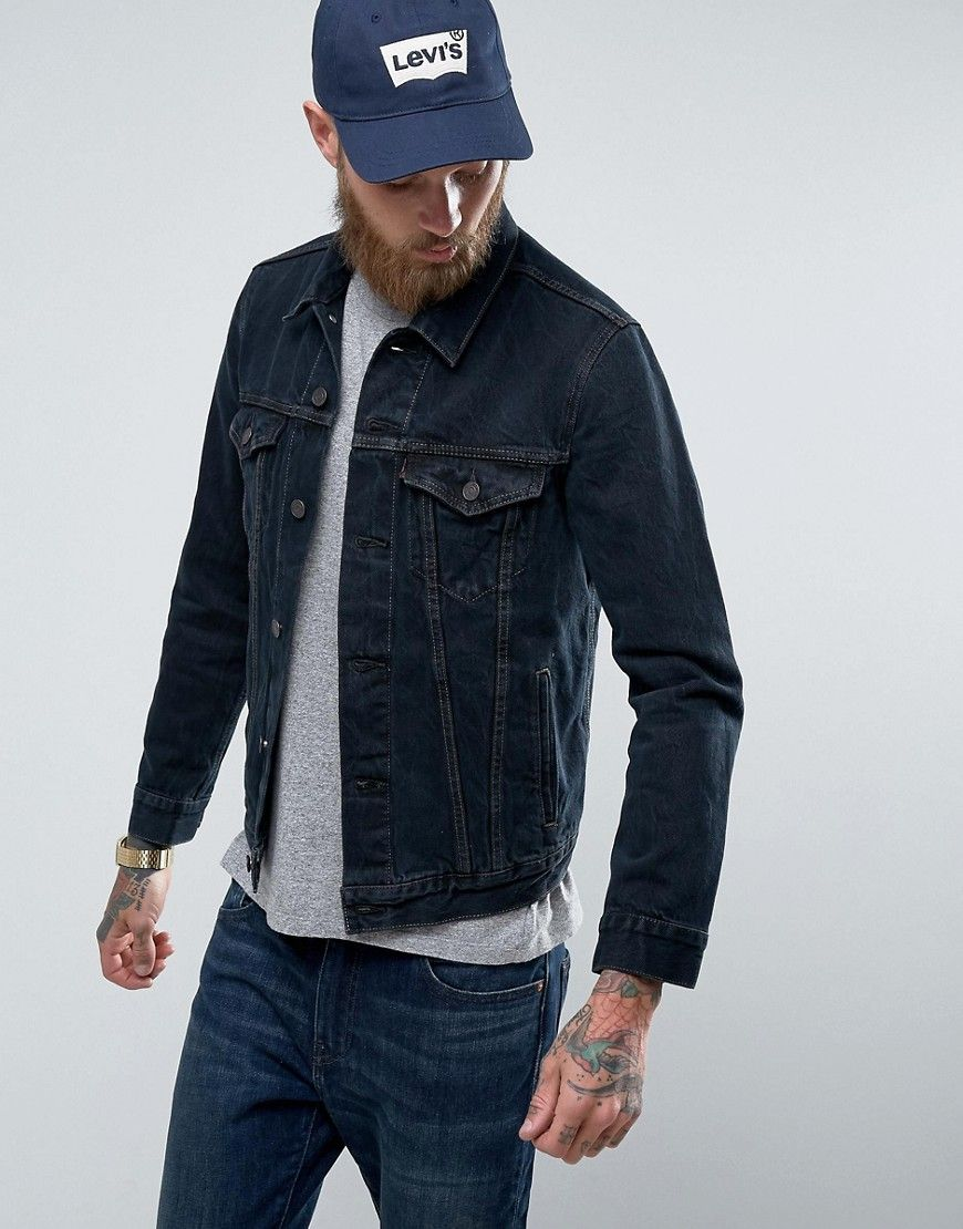 e49e20d99769a Get this Levis's denim jacket now! Click for more details. Worldwide  shipping. Levis