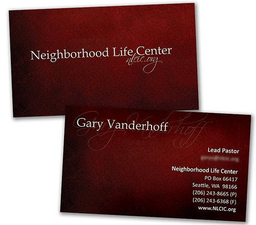 Business Card Design  Business Card Red Repinned By Www