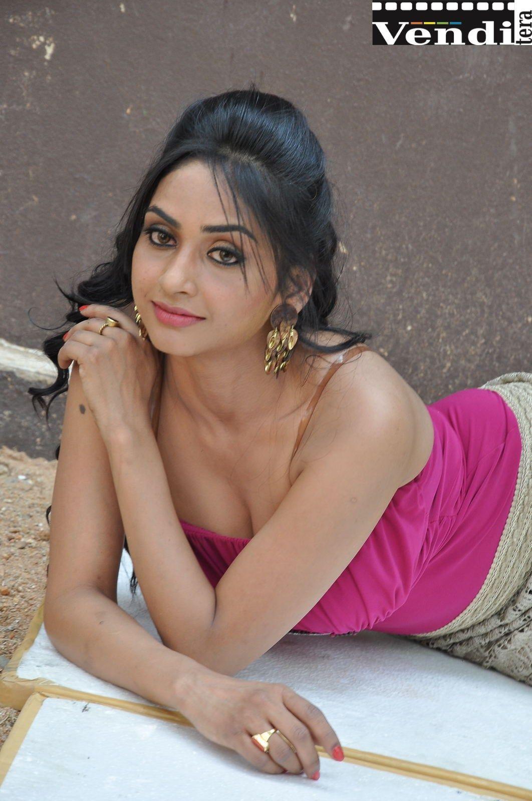 Pooja Telugu Actress Hot Skin Show - Httpvenditerain -6893