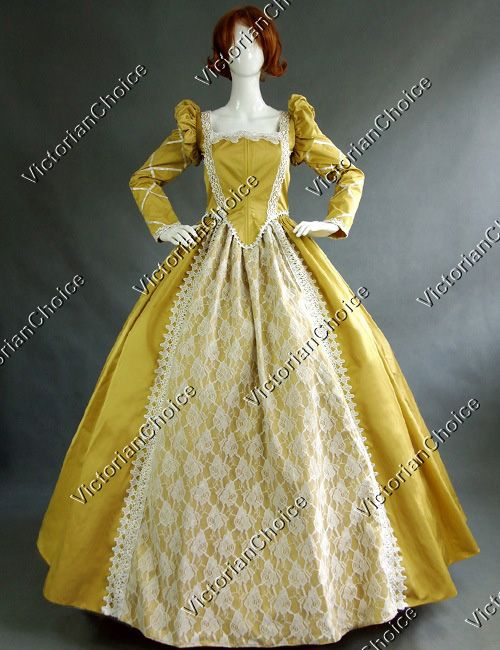 Queen Elizabeth I, Tudor Renaissance Period Dress Corset Bodice Ball ...