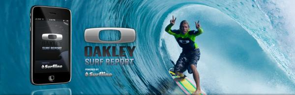 Oakley Surf Report Branded Utility INSTG8.com