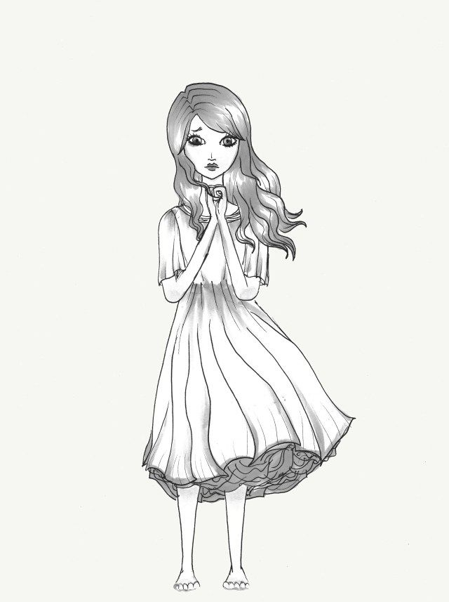 27+ Inspired Image of Hair Coloring Pages | free coloring ...