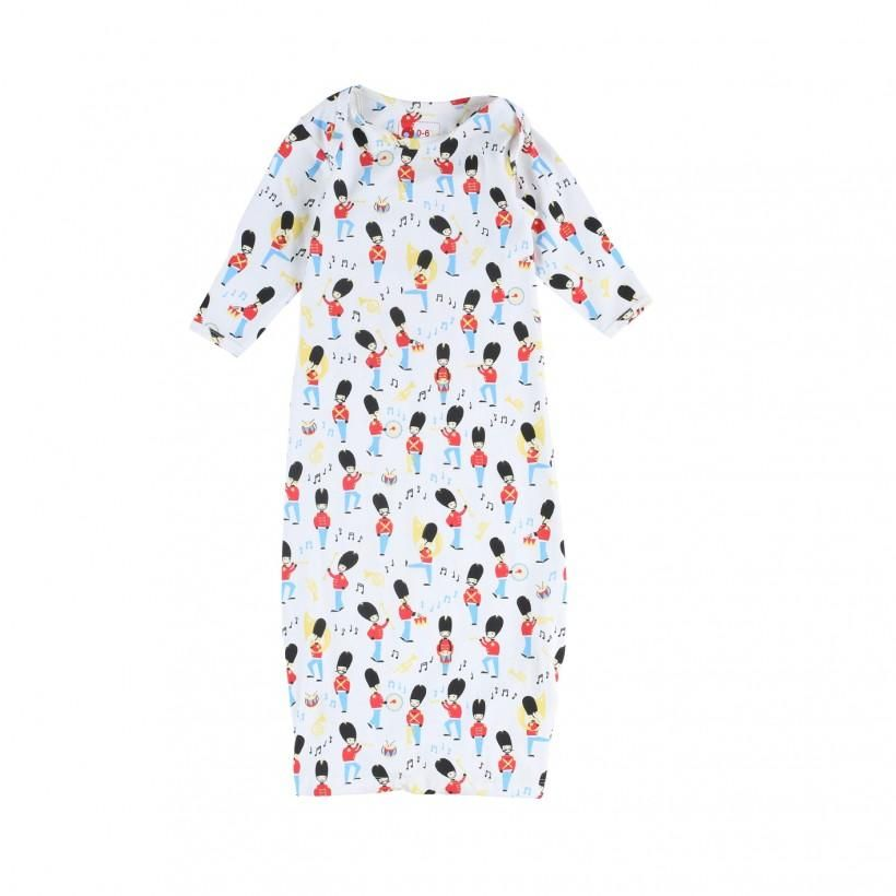 An absolute newborn baby essential item. This lovely baby nightgown ...