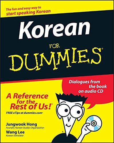 Tart Speaking Korean The Fun And Easy Way With Korean For Dummies