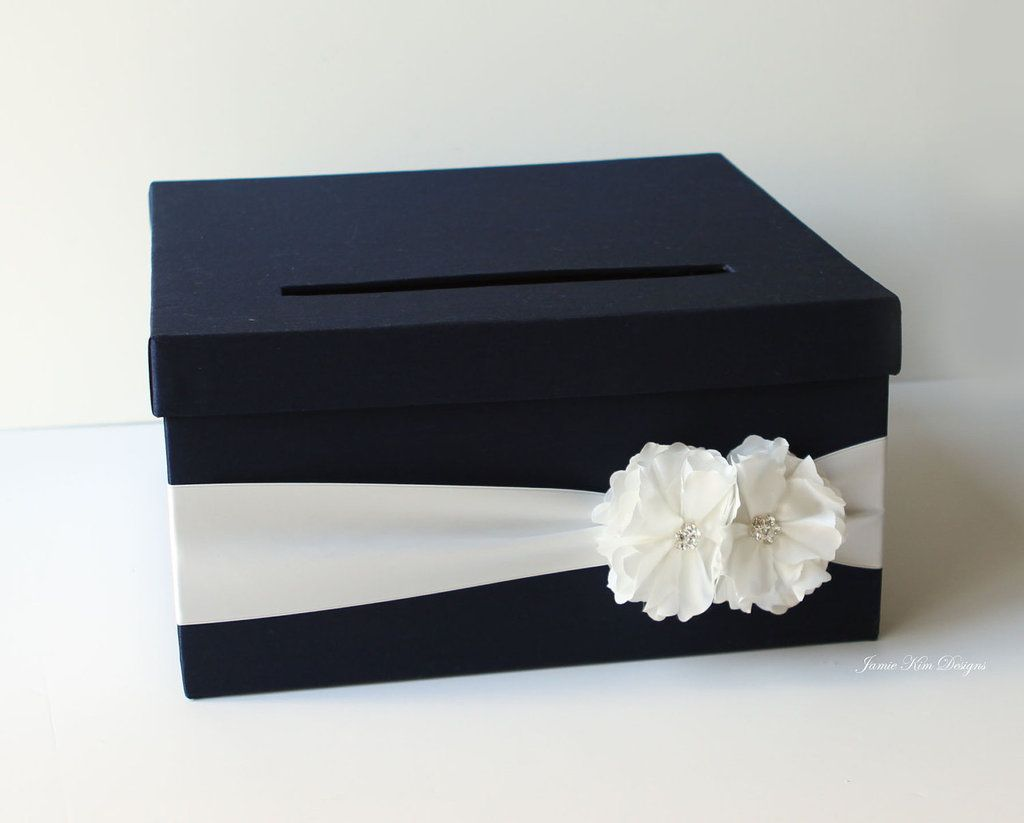 Black And White Wedding Gift Card Box : Black And White Wedding Gift Card Box www.galleryhip.comThe ...