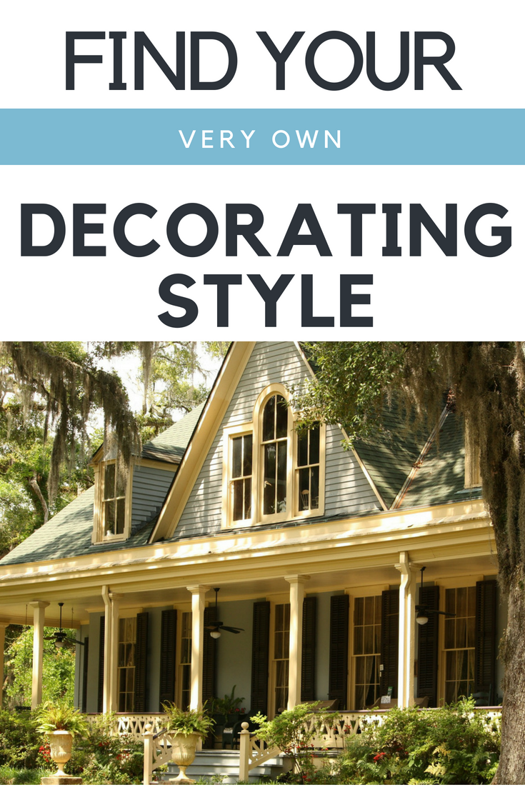 Whats Your Decorating Style  Home Exterior  Decor