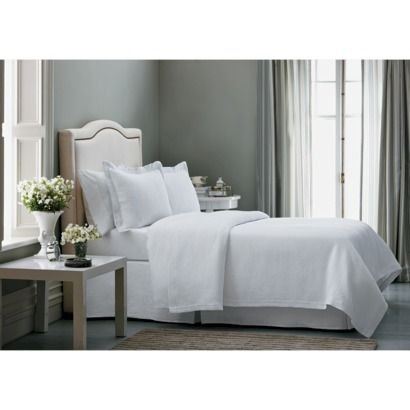 Lovely Fieldcrest® Luxury Matelasse Coverlet @ Target