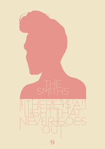 There's a Light That Never Goes Out. Slick Smiths poster.