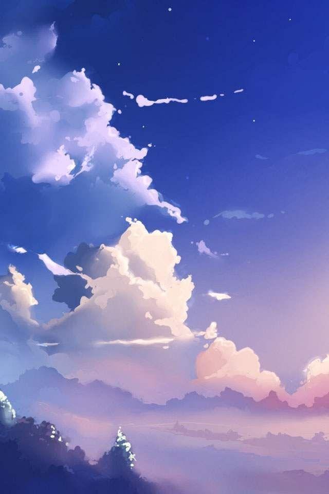 Peaceful Anime Background : peaceful, anime, background, Peace., Pemandangan, Anime,, Latar, Belakang,, Khayalan