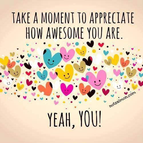 Tòmate un momento para valorar lo maravilloso(a) que eres! #connectwithyourmisma