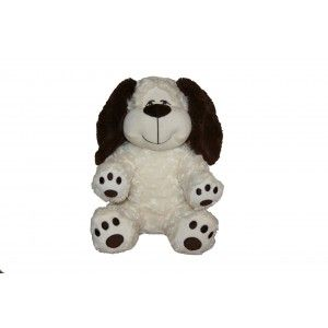 Soft And Smiley Heartbeat Puppy 3 Recoradable Plush Animals We