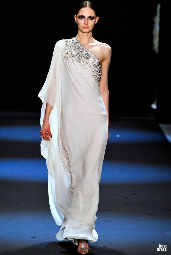 Naeem Khan. wish i was tall enough to pull this off