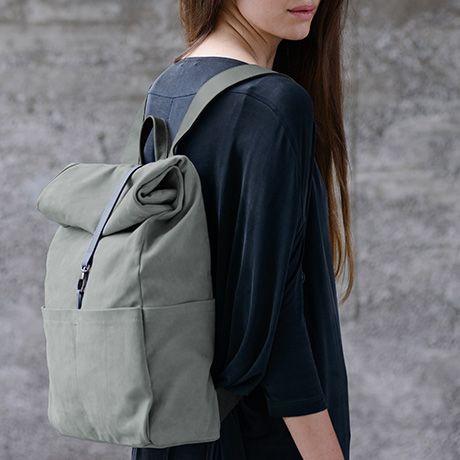 bag #rucksack Ein schlichter Rucksack der zu (fast) jedem Look passt ...