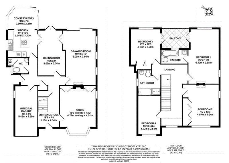 Floor Plans Extension Semi Detached House House Plans