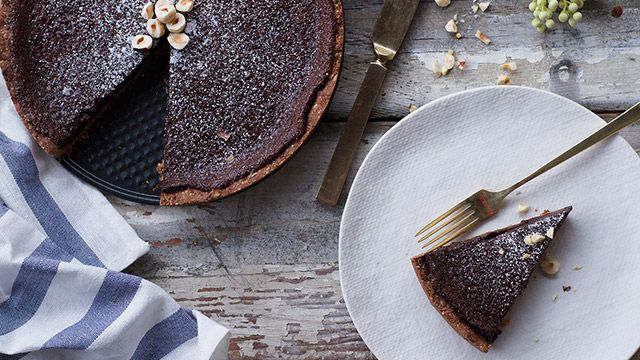 Photo of DIY Thanksgiving Pie: Chocolate – barre3