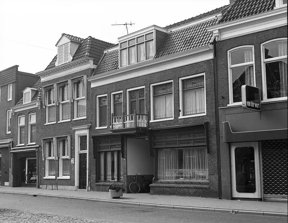 Grote Breedstraat in Dokkum