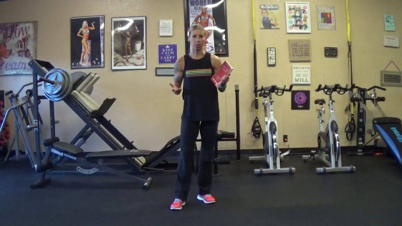 "Every BODY's Fit ""FIT Life"" Video Book Review for ""Stick"