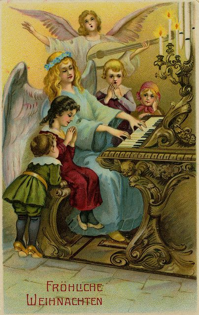 *ANGELIC ~ music by The Texas Collection, Baylor University