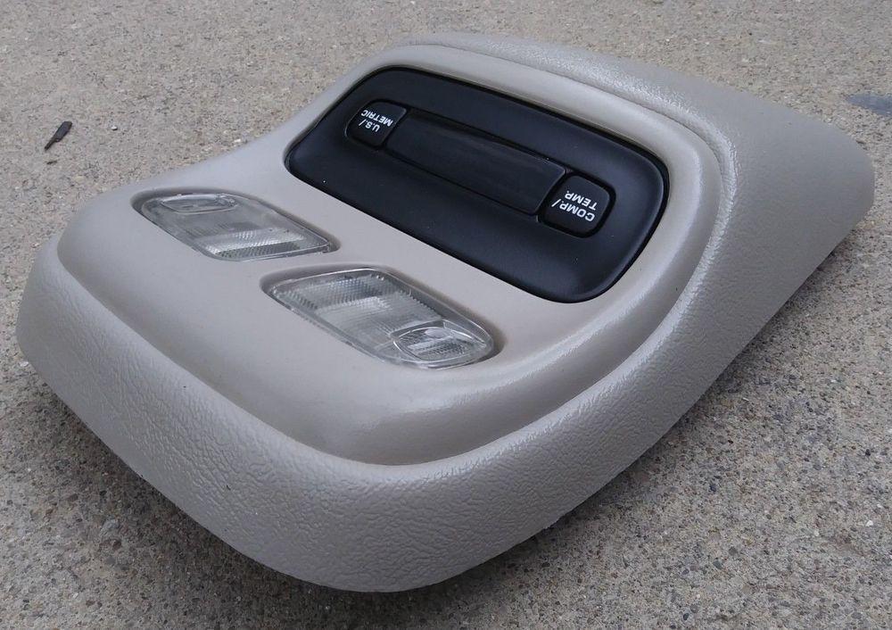 1994 1995 1996 1997 1998 Dodge Ram Overhead Console Map Light Lamp Dome Lights Dodgeram1500 Dodge Dodgeram Mopar Chrysler Usedautopar Dodge Ram Ram Dodge