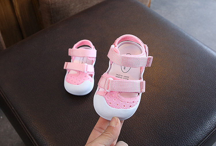 2019 Summer Infant Girls Sandals Toddler Baby Princess Shoes First Walkers Size