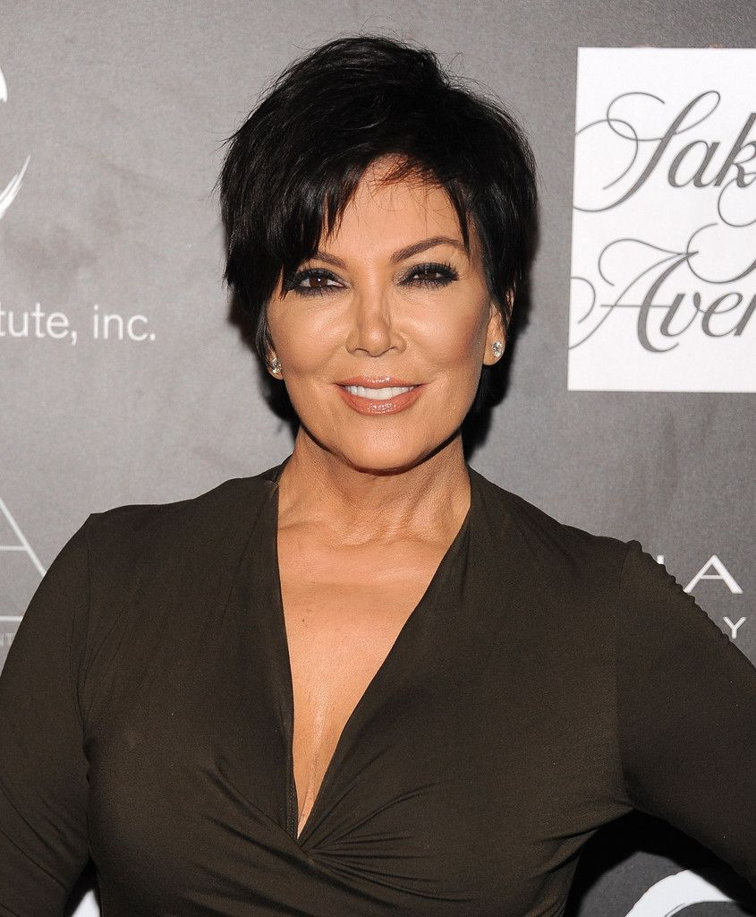 David charvet hairstyles for 2017 celebrity hairstyles by - Kris Jenner Layered Razor Cut