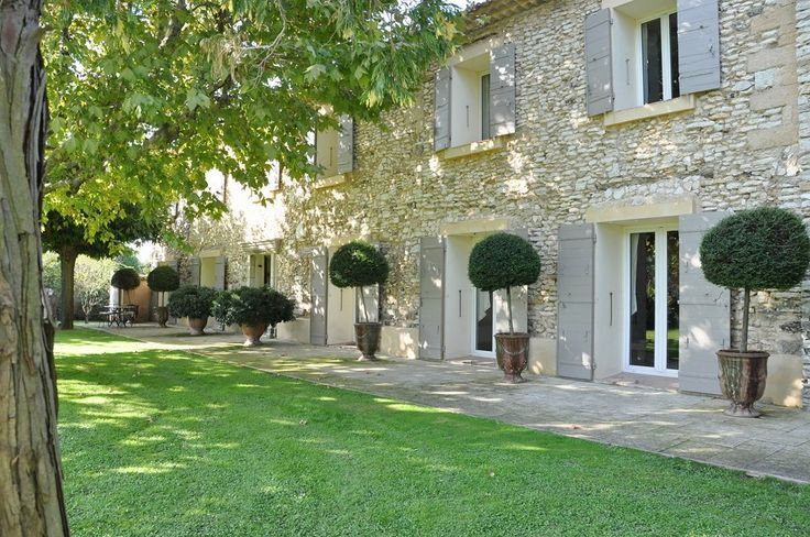 Aix En Provence Stone Mas Dating Back To The 18th Century French Exterior House Exterior French Country House