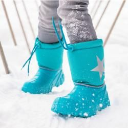 Photo of Winter boots, turquoise, size 28/29 Jako-O