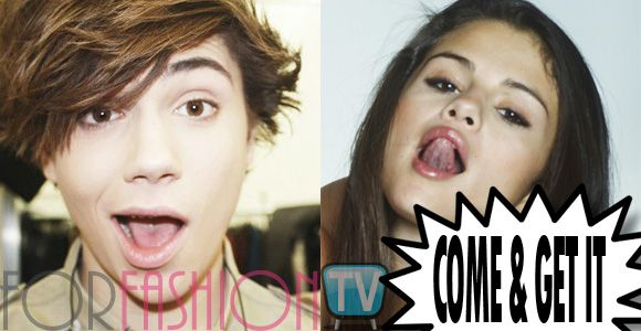 Selena Gomez HOT To Date George Shelley???