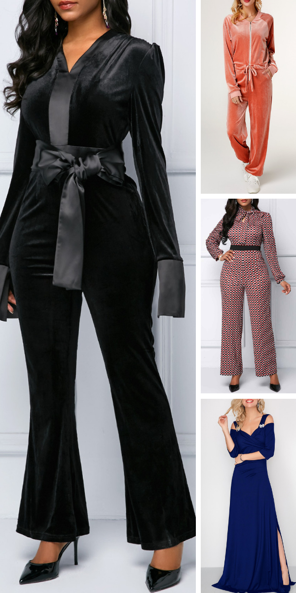 a5920dfed70 We have series of fashion jumpsuits at www.rotita.com