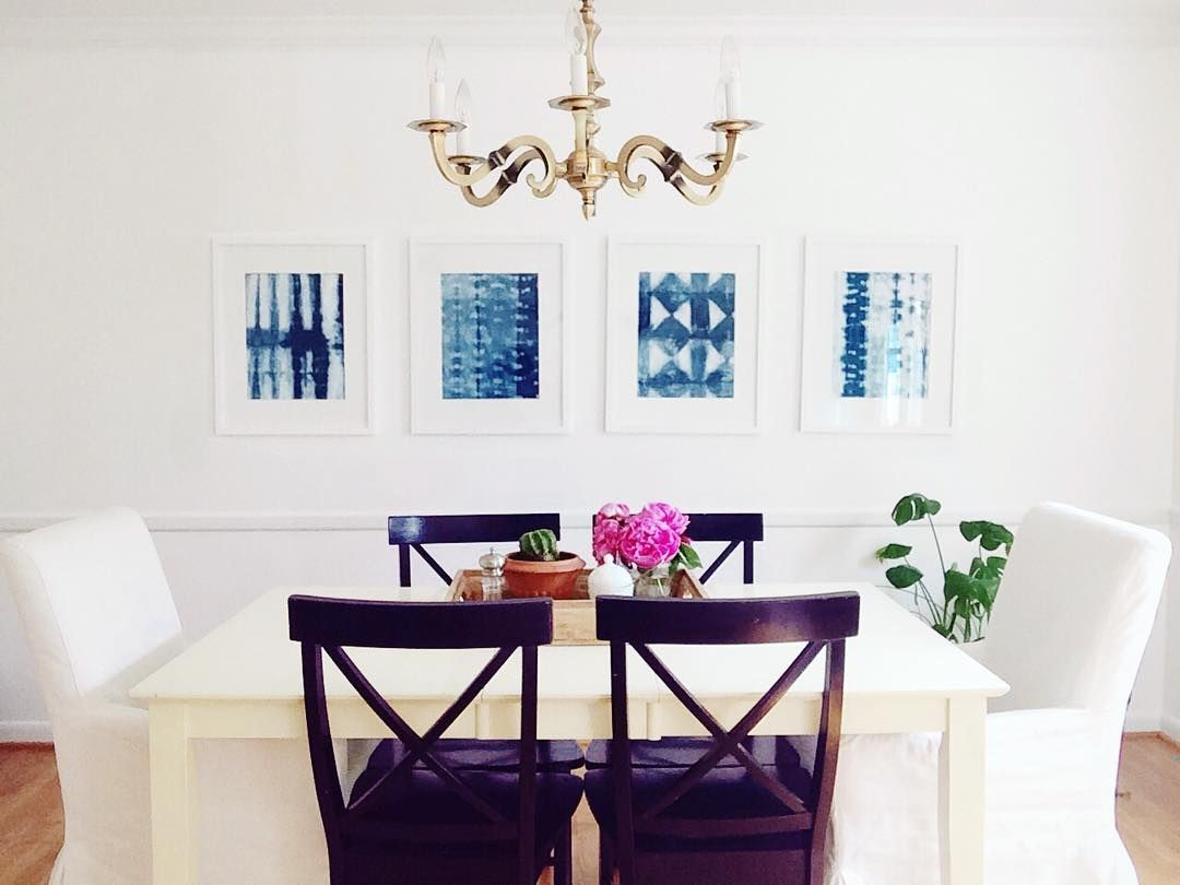 Dining room walls See this Instagram photo
