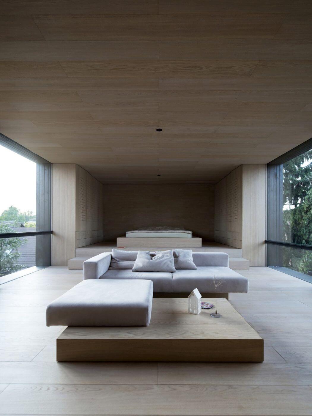 Une décoration minimaliste dans cet intérieur. #décoration #tendance ...