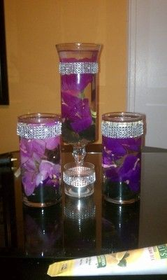 Dollar Tree Centerpieces? Show Yours! | Weddings, Do It Yourself, Style And